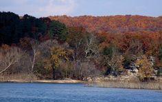 As seen from Tecumseh Park, Tecumseh MO