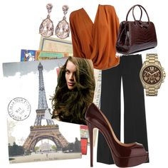 Paris, created by lbonilla on Polyvore