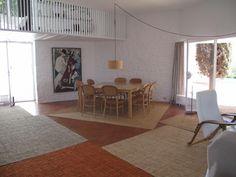 WWW.CASAUGALDE.COM - PÁGINA WEB DEDICADA A LA CASA UGALDE, OBRA DE JOSE ANTONIO CODERCH REALIZADA EN CALDES D'ESTRAC EN 1951 Exterior Design, Interior And Exterior, Morris, Space Interiors, Bohemian Interior, Mediterranean Homes, Living Room Interior, Interior Architecture, Living Spaces