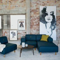 Feel Living - Modulare Sofa-Elemente
