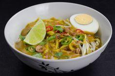 Mee Rebus Recipe - Asian Inspirations