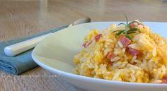 Risotto zucca e salsiccia, ricetta gustosa. http://blog.giallozafferano.it/oya/risotto-zucca-e-salsiccia-ricetta/