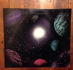 provocative-planet-pics-please.tumblr.com #51 #sprayart #spraypaint #spraypaintart #spraypainting #spraypaintartist #space #spaceart #spacegas #spacedust #galaxy #planets #stars by ktangelone https://www.instagram.com/p/BDMvVGXbD/