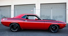Fully restored back in 2010 this original Rally Red 1970 Plymouth AAR Cuda is a true time capsule. Read more about it here!