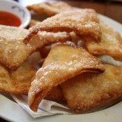 Sriracha and Crab Rangoon Wontons Recipe - Top Ranked Recipes