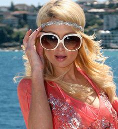 24dff289dff i love oversize Dior sunglasses.