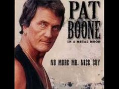 Pat Boone:-'Holy Diver'