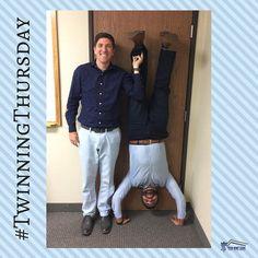 Twinsies! #twinning #twinningthursday #loanofficer #loans #mortgage #teamhomeloans #sandiego #fundit