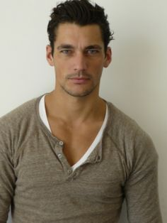 Oh My!! Isn't he beautiful!!! My Crush <3 David Gandy