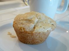 I Heart Food & So Can You: Snickerdoodle Muffins