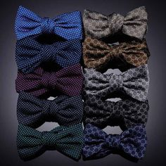 Gucci bow ties