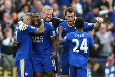 Leicester City sắp phá vỡ kỷ lục của MU tại Premier League - Lịch thi đấu ngoại hạng Anh 2016