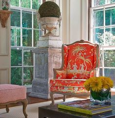 The Chinoiserie Living Room (Chinoiserie Chic)