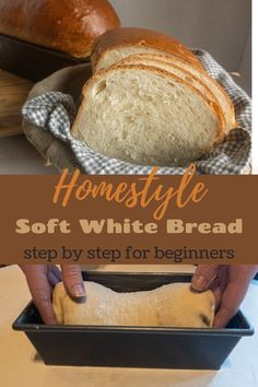 A Beginners Guide to Baking a Loaf of Bread - Better Baker Club Fresh Bread, Sweet Bread, Loaf Recipes, Baking Recipes, Baking Bread At Home, Beginners Bread Recipe, Yummy Snacks, Yummy Food, Banana Bread Ingredients