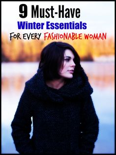 9 Must-Have Winter E