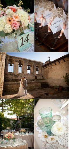 The Villa, San Juan Capistrano -repinned from OC celebrant https://OfficiantGuy.com #orangecounty #weddings