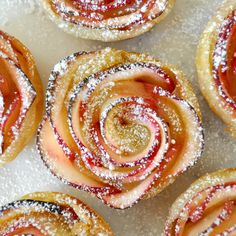 Cooking with Manuela: How to Make a Gorgeous Rose-Shaped Apple Dessert