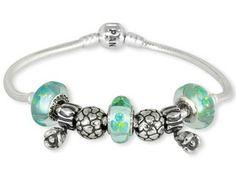 Pandora Bracelets & Charms available at Benson Diamond Jewelers.  www.bensondiamondjewelers.com