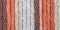 Lily® Sugar'n Cream® Stripes Yarn Super Size Natural