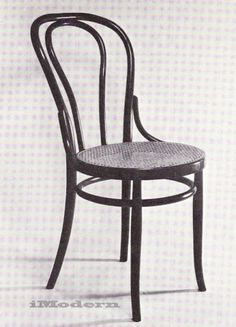 Thonet - Yayyy for having ten of these beauties!