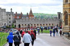 Adana Turizm misafirleri ile Windsor'u geziyoruz.
