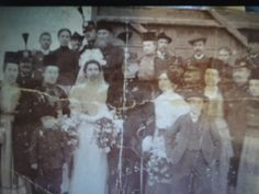 William Sift, age 9 at #family #wedding, 1907, Hungary