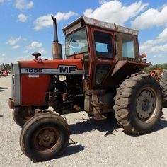 89 Best Massey Fergusion Ag Equipment Salvage images in 2019