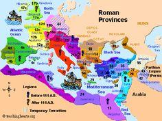 Roman Provincies