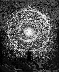 La divina commedia - Dante - Gustave Dore