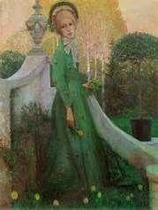 A4 Poster, Poster Prints, Heinrich Vogeler, Change Your Mind, Vintage Artwork, Figurative Art, You Changed, Bing Images, Oil On Canvas