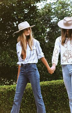 """Australia based women's fashion hats and fedoras brand Lack of Color """"Remember When"""" '16 Collection, vintage classics with a luxurious edge."""