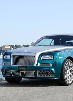 Rols Royce Ghost by Mansory