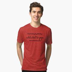 'entertainment fake news quotes funny faux news red' Tri-blend T-Shirt by Sweat Shirt, T Shirt Fun, Tee Shirt Homme, My T Shirt, V Neck T Shirt, Dog Shirt, Design T Shirt, Shirt Designs, T Shirt Message