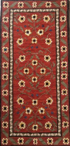 Bed Sheets, Bohemian Rug, Cross Stitch, Rugs, Ideas, Decor, Hand Embroidery, Tapestry, Pillows
