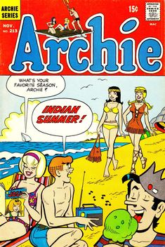 Archie Comics ~ Loved Collecting & Reading About Archie & The Gang! Archie Comics, Dc Comics, Comics Und Cartoons, Archie Comic Books, Vintage Comic Books, Vintage Comics, Comic Book Characters, 1970s Cartoons, Classic Comics