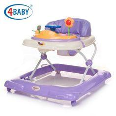Ходунки 4Baby 1st Steps (Purple)  Цена: 983 UAH  Артикул: bk670  Яркие, привлекательные ходунки 4Baby 1st Steps помогут сделать первые шаги Вашему малышу.  Подробнее о товаре на нашем сайте: https://prokids.pro/catalog/detskiy_transport/khodunki/khodunki_4baby_1st_steps_purple/