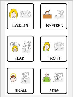 Back 2 School, Pre School, Learn Swedish, Swedish Language, Graffiti, Art Drawings For Kids, Blog Writing, Sign Language, Social Skills