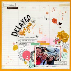 Delayed - Like For Ever October Kit