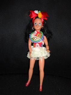 Boneca Susi Baiana Da Estrela Anos 70 Roupa Original - R$ 600,00 no MercadoLivre