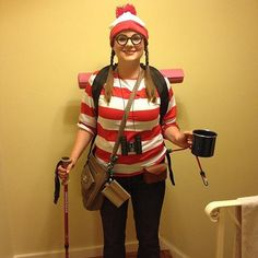 Striped Shirt Halloween Costumes | POPSUGAR Fashion