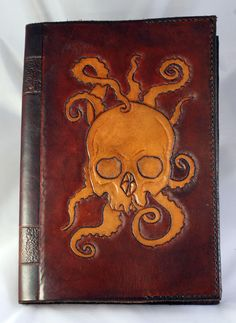 A5 notebook leather cover