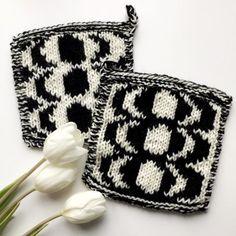 Crochet Star Stitch, Diy Crochet, Yarn Inspiration, Marimekko, Hot Pads, Mittens, Pot Holders, Knitting Patterns, Textiles