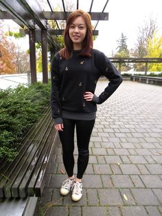 Wanna learn more about how to look stylish yet still comfy during finals week?? Then check out my latest article on #CollegeFashionista!  http://www.collegefashionista.com/style-advice-of-the-week-keeping-it-casual-chic/