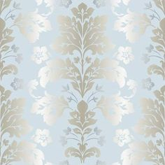 damask wallpaper purple