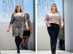 Models: Márcia Ornellas Fashion Weekend Plus Size / Winter 2014 Event Production: Renata Vaz Clothes: Aline Zattar http://www.alinezattar.com.br/ Preview: CWB Plus Size & Carol Pastro Photography