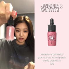 Love corals and jennie Lipstick Collection, Makeup Collection, Kiss Makeup, Beauty Makeup, K Pop, Mode Kpop, Skin Care Spa, Makeup Makeover, Ombre Lips
