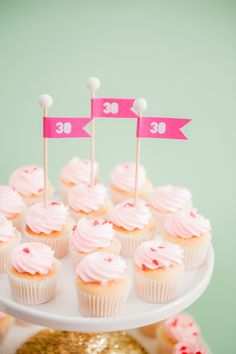 Little Big Company The Blog: A Gold Glitter & Hot Pink 30th birthday by Kendra Plastow Event Styling