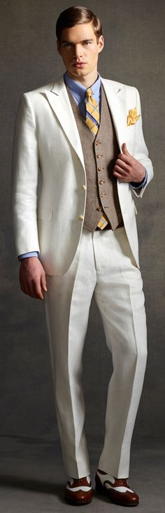 "Brooks Brothers inspired by ""Gastby the Great"" (2)"