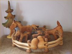 Karám állatokkal Scroll Saw, Puzzle, Xmas, Timber Wood, Puzzles, Christmas, Navidad, Noel, Natal