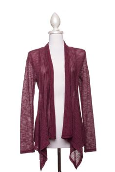 Dressing Your Truth - Type 2 A Path Well Traveled Cardigan